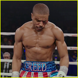 Michael B. Jordan Is Shirtless & Ripped in 'Creed' Trailer - Watch Now!