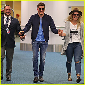 Michael Buble's Son Noah is 'Too Cute To Eat'