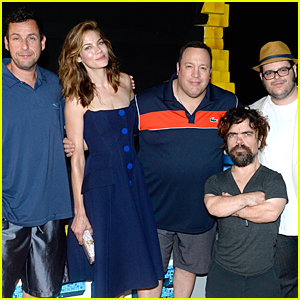 Michelle Monaghan & Adam Sandler's 'Pixels' Releases More Footage in New TV Spot - Watch Now!