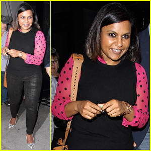 Mindy Kaling Gets Sweet Birthday Message From Ex BJ Novak