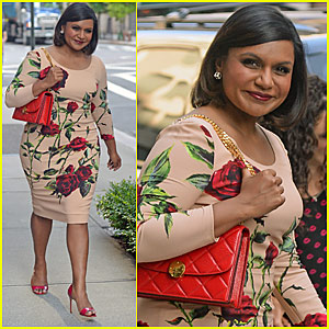 Mindy Kaling Gets 'Disgusting' at GMA - Watch Video!