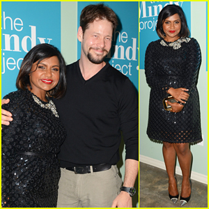 Mindy Kaling & Ike Barinholtz Team Up at 'Mindy Project' UCB Panel