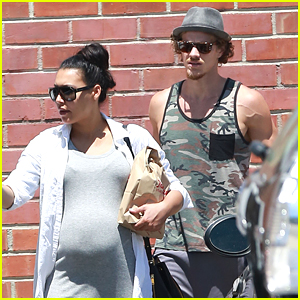 Naya Rivera To Husband Ryan Dorsey: 'I'm Proud To Give You A Child'
