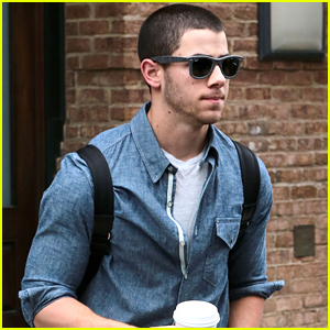 Nick Jonas Partners With Dexcom For Diabetes Awareness