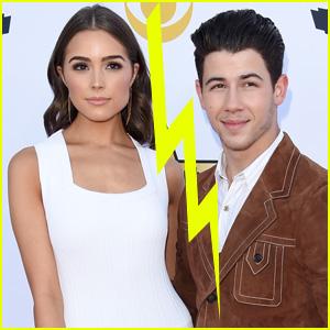 Nick Jonas & Olivia Culpo Reportedly Break Up