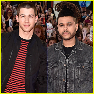 Nick Jonas & The Weeknd Heat Up The MuchMusic Video Awards 2015 - Watch Their Performances Here!