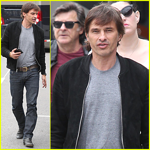 Olivier Martinez Says It Was 'Trippy' to Play Antonio Lopez de Santa Anna