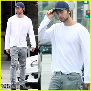 Patrick Schwarzenegger Still Loves Gummy Vitamins at 21