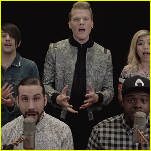 Watch Pentatonix Pay Tribute to Michael Jackson With a 20-Song Mash-Up! (Video)