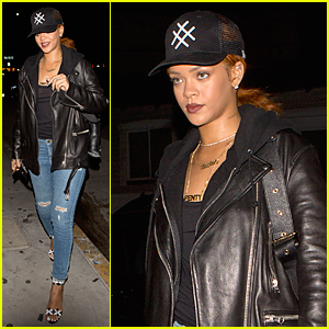 Rihanna's Love Affair With Lucid FC Continues at Giorgio Baldi