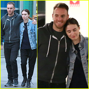 Rooney Mara & Charlie McDowell Are Still Going Strong!