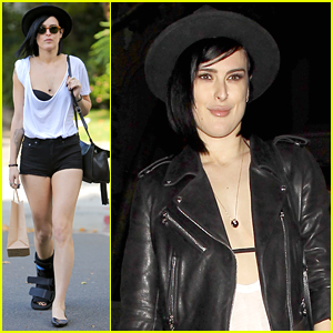 Rumer Willis Plans To Sing On 'DWTS Live Tour' Since She Can't Dance Right Now