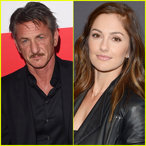 Sean Penn Takes Minka Kelly Out For Her 35th Birthday Dinner - Get the Details