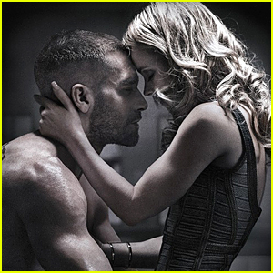 Shirtless Jake Gyllenhaal & Rachel McAdams Share Connection in New 'Southpaw' Poster & Trailer - Watch Now!