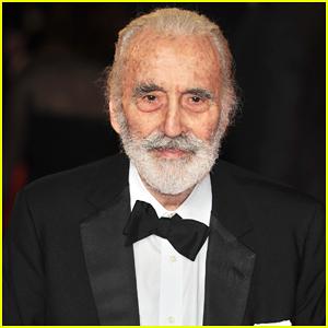 Sir Christopher Lee Dead - 'Dracula' Actor Dies at 93