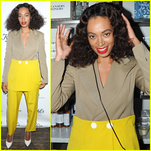 Solange Knowles Celebrates NYC Pride with Mary Lambert!