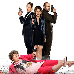 Melissa McCarthy's New Comedy 'Spy' Tops Weekend Box Office
