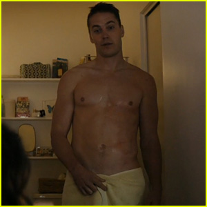 Actor taylor kitsch naked