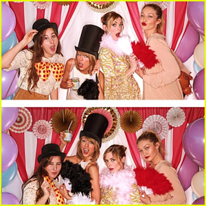 Taylor Swift Throws Jaime King a Star-Studded Baby Shower!