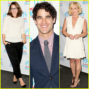 Tiny Fey & Darren Criss Are Voices For The Voiceless!