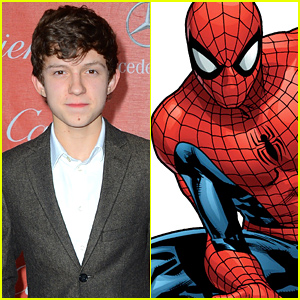 Tom Holland to Play Spider-Man in Marvel's New Movie!
