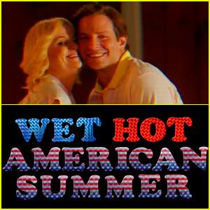 Netflix's New 'Wet Hot American Summer' Teaser - Watch Now!