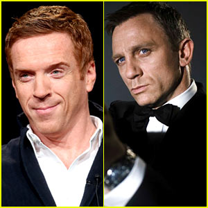 Will Damian Lewis Succeed Daniel Craig as James Bond?