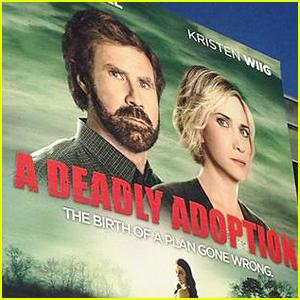 Will Ferrell & Kristen Wiig's Lifetime Movie Gets an Air Date!