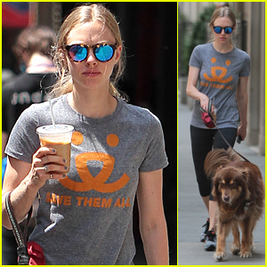 Amanda Seyfried Cuts Her Hair For Locks For Love