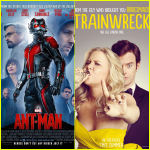 'Ant-Man' Tops Box Office With $58 Million, 'Trainwreck' Debuts Strong With $30.2 Million