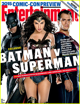 'Batman v Superman: Dawn of Justice': First Look Images!