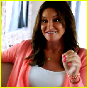 Caitlyn Jenner Tests Her Feminine Voice, Gets Critiqued by Kim Kardashian in 'I Am Cait' Clip