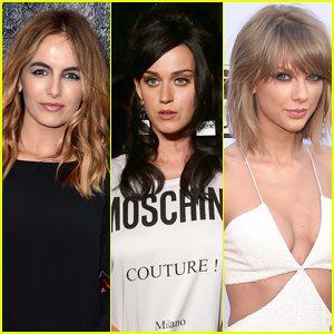 Camilla Belle Praises Katy Perry for Calling Out Taylor Swift