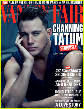 Channing Tatum on the Possibility of Returning to Stripping: 'Never Say Never!'