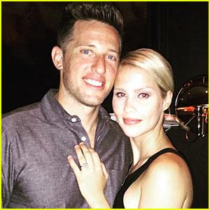 Claire Holt Announces Her Engagement to Longtime Beau Matt Kaplan