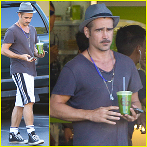 Colin Farrell Is Reluctant & Cautious About Dating
