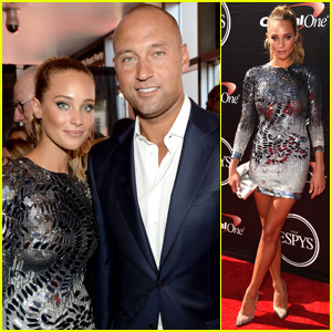 Derek Jeter Brings Girlfriend Hannah Davis to ESPYs 2015