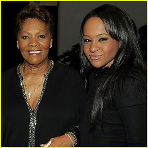 Whitney Houston's Cousin Dionne Warwick Pays Tribute to Bobbi Kristina Brown