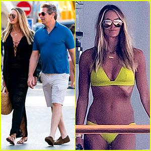 Elle Macpherson Shows Off Amazing Bikini Body at 51