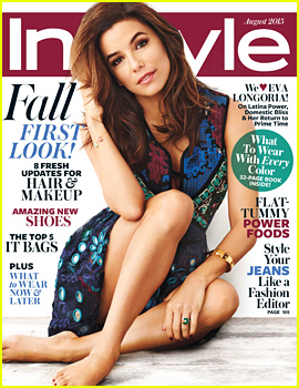 Eva Longoria to 'InStyle': 'I Want to Be the Female George Clooney'