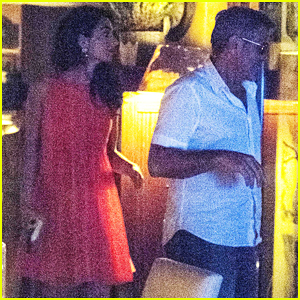 George & Amal Clooney Enjoy Dinner Date in Lake Como with Friends!