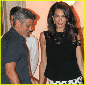 George & Amal Clooney's Love is Like 'Watching a Rom-Com'