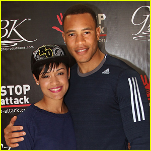 'Empire' Co-Stars Grace Gealey & Trai Byers Are Engaged! (Report)