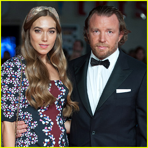 Director Guy Ritchie Marries Jacqui Ainsley!