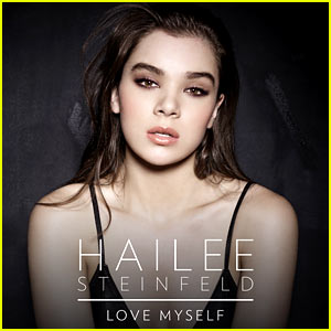Hailee Steinfeld Reveals 'Love Myself' Artwork & Song Clip!