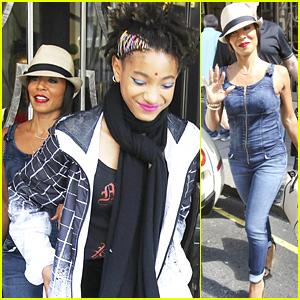 Jada Pinkett-Smith: Husband Will Smith Has Me on 'Lockdown'!