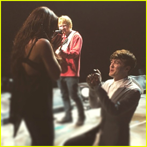 Little Mix's Jesy Nelson Gets Engaged To Rixton's Jake Roche!