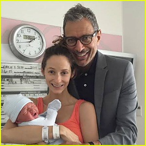 Jeff Goldblum Emilie Livingston Wedding