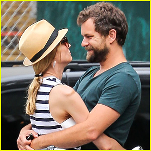 Joshua Jackson & Diane Kruger Pack on the PDA in NYC