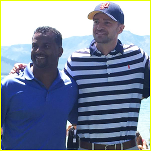 Justin Timberlake & Alfonso Ribeiro Do 'The Carlton' Dance Together - Watch Here!